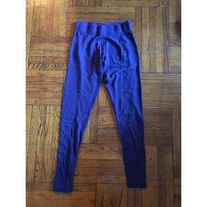 Smartwool Women's Size S Purple Baselayer Pants